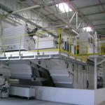 Filtro a vácuo industrial