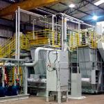 Filtros industriais em aço inox