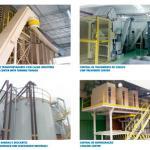 Filtros para tubulações industriais