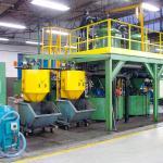 Secador de lodo industrial